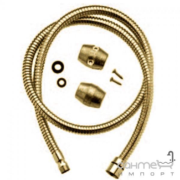 Смесители Emmevi Душевой шланг 200 см Emmevi Malva ORCO2837 золото