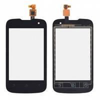 Тачскрин сенсорное стекло для Fly IQ430 Evoke black