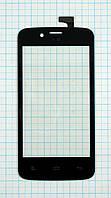 Тачскрин сенсорное стекло для Fly IQ440 Energie black