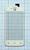 Тачскрин сенсорное стекло для Fly IQ440 Energie white