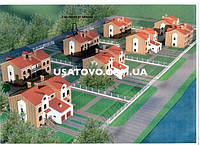 Коттедж  Одесская область пгт Затока, фото 1