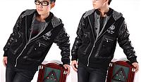 Подростковая утепленная курточка на мальчика, фото 1