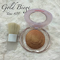 Запечённые румяна Pupa Тон N5, Gold Biege