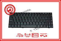 Клавиатура Asus F9 F9D F9DC F9E F9F F9G F9J F9Sg X20 X20E X20S X20Sg F6 F6A F6E F6H F6S черная  RU/US