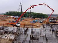 Заказать бетононасос Киев дешево