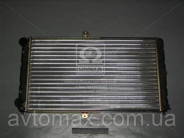 Радиатор охлаждения ВАЗ 2110,2111,2112 инжектор