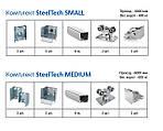 Знакомимся! Steeltech - фурнитура для откатных ворот премиум сегмента