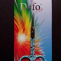 Ножницы маникюрные Defo 518 Ц