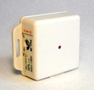Светоакустические электронные выключатели