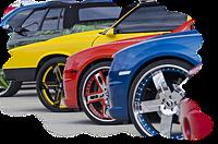 Полная и локальная покраска автомобиля