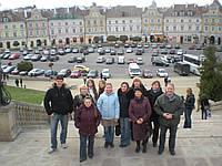 Школьные экскурсии в Луцк