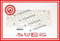 Клавиатура ASUS Eee PC 700 701 701SD БЕЛЫЙ
