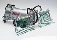 Игрушка Bruder Прицеп-цистерна Fliegl для внесения удобрений 1:16 (02020)