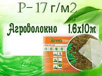 Агроволокно 17 UV белый (1,6х10м) (Агротекс)