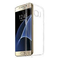 Чехол силиконовый для Samsung Galaxy S7 Edge