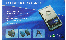 Электронные весы DS-16 500g 0.1g, фото 3