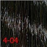 4/04 середній коричневий натуральний мідний INDOLA PROFESSIONAL Фарба для волосся 60 мл., фото 3