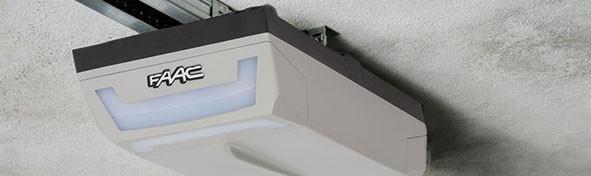Электропривод для секционных ворот FAAC D600