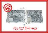 Клавіатура ASUS EeePC 1008HAG 1008P 1001 біла, фото 2
