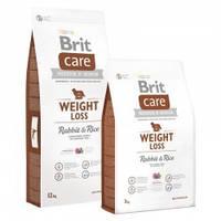 Brit Care Weight Loss Rabbit с кроликом для собак с избыточным весом 12кг