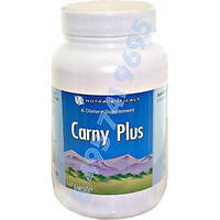 Карни-Плас - L-Карнитин (Carni Plus), 100 мг 120 капсул
