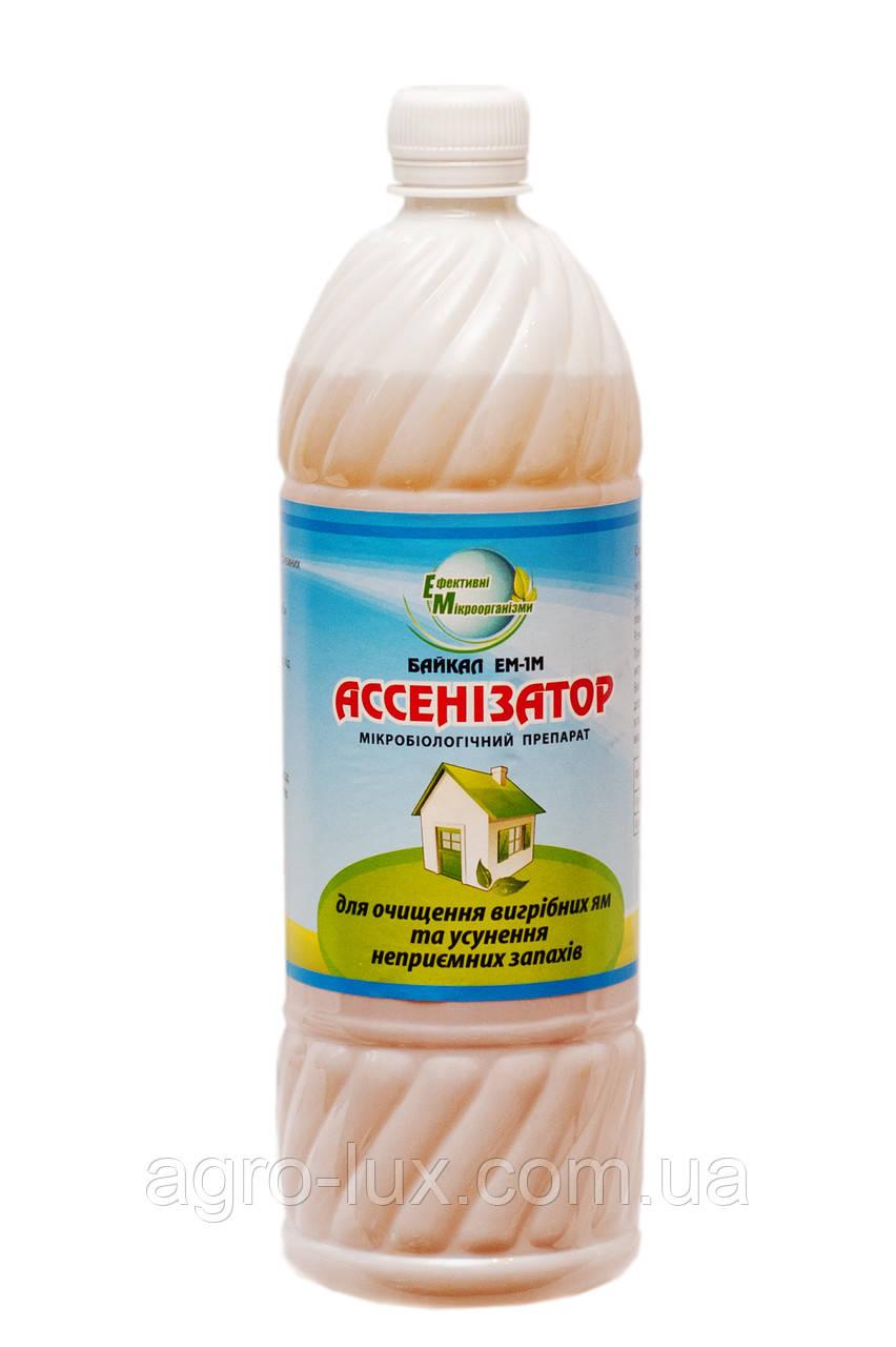 Микробиологический препарат Асенизатор 1 л