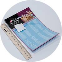 Слайдер дизайн для ногтей BLE