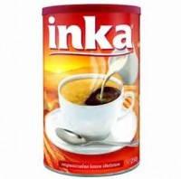 INKA Інка растворимый кофейный напиток 200г без кофеина