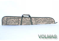 Чехол для ружья ИЖ/ТОЗ на поролоне 1,25 м. камуфляж