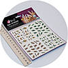 Слайдер дизайн для ногтей BLE bop-300-303