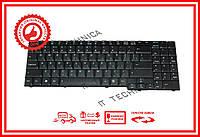 Клавиатура Asus A7U G50 G70 M50 M70 X71 X71A X71SL X71Vn X71TL X71Tp X71Q черная RU/US