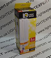 Лампа энергосберегающая LightOffer 200W E40 5000K