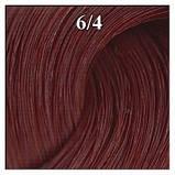 6/4 темний русявий мідний INDOLA PROFESSIONAL Фарба для волосся 60 мл., фото 3