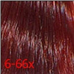 6/66х темний русявий червоний екстра INDOLA PROFESSIONAL Фарба для волосся 60 мл., фото 3