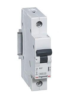 Автоматический выключатель Legrand RX3 1п 20А С, 4,5кА