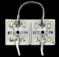 Светодиодный модуль SMD2835/4 белый