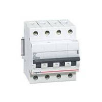 Автоматический выключатель RX3 4п 6А С, 4,5кА