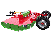 Садова косарка-подрібнювач RG-300 (два ротори, товщина гілок до 5 см) Warka (Польща), фото 1