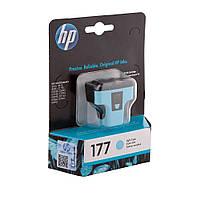 Картридж HP №177  (L. cyan)