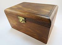 Деревянная шкатулка для украшений, фото 1