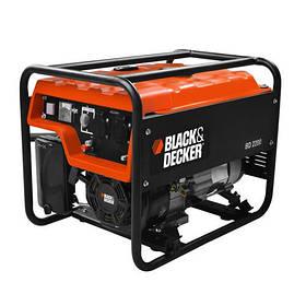 Генератор бензиновий однофазний Black&Decker BD2200