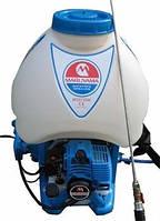 Опрыскиватель ранцевый,22.5 см3, 0,66 кВт/ 0,9 л.с., BE230, давление 2.1 кг/см.кв.,1-3,5 мПа, 7.1 л/мин Maruya