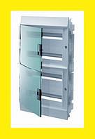 Распределительный щиток встраиваемый Mistral IP41 72M 430x735x105 ABB 4 ряда