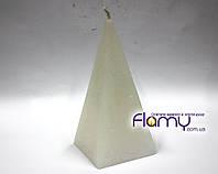 Свеча пирамида