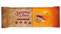 «Фруктовый хлеб» Какао-апельсин батончик