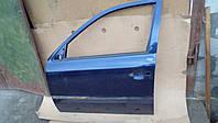 Передняя дверь левая Skoda Octavia 2001 г.в.