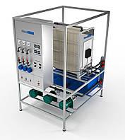 Установка системы электродиализа