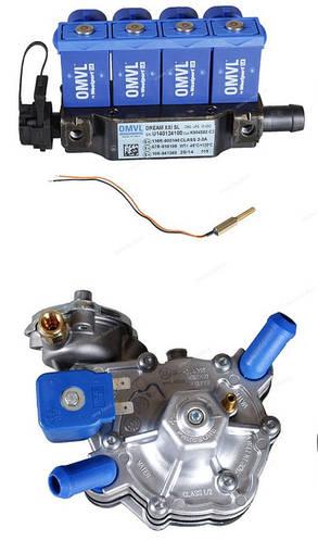 Комплекты OMVL REG Minikit и Tomasetto Alaska + Valtek