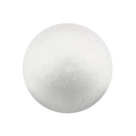 Пенопластовый шар 1.6 см, 1 шт