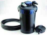 Напорная система фильтрации BioPress Set 8000: фильтр с УФ-лампой+Aquamax 3500